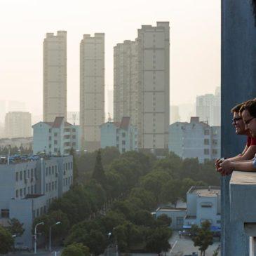 China-Exkursion: Huzhou Tag 1 / Ankunft