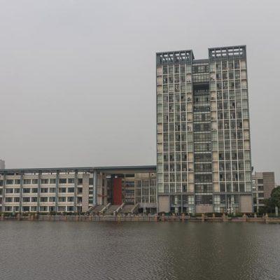 Exkursion China, Tag 2: Führung über das CampusgeländeFoto: Patrick Beuchert / www.patrick-beuchert.de