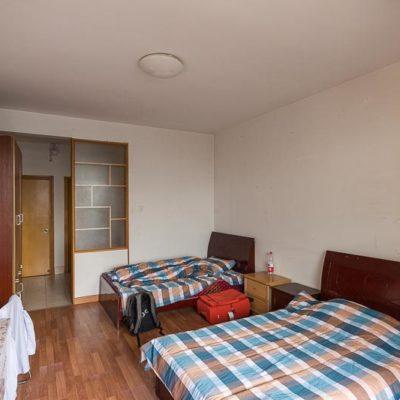 China Exkursion FHWS nach Huzhou: Schlafzimmer Unterkunft Foto: Patrick Beuchert / www.patrick-beuchert.de