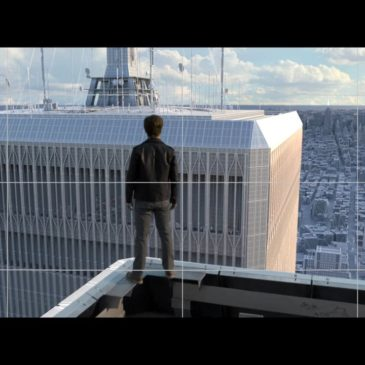 Visual Effects Breakdown Reel von The Walk